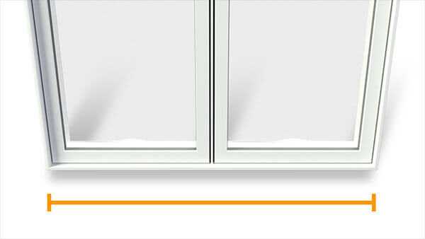 Nordik casement windows feature superior structural construction.