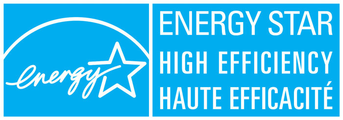 Energy Star high efficiency logo.