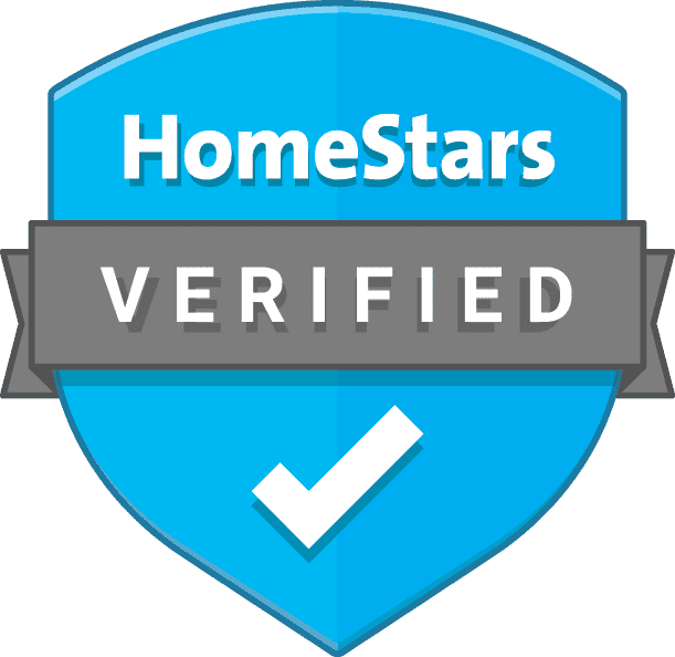 The HomeStars Verified Badge