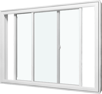 A Nordik double slider Window.